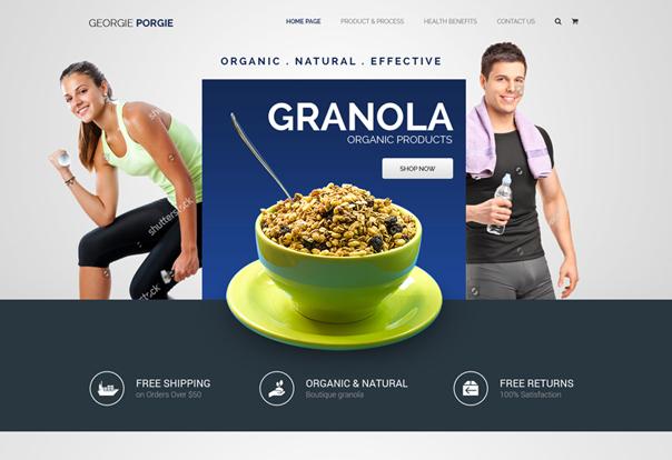 Web Design Portfolio 5