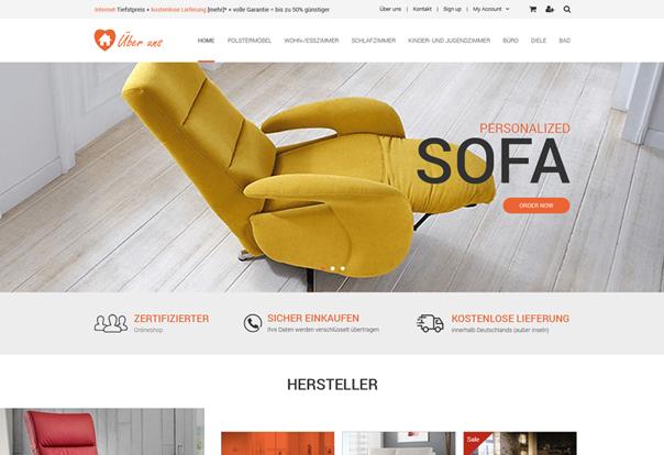 Web Design Portfolio 6